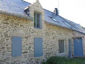 Rénovation d'une maison à Piriac sur Mer