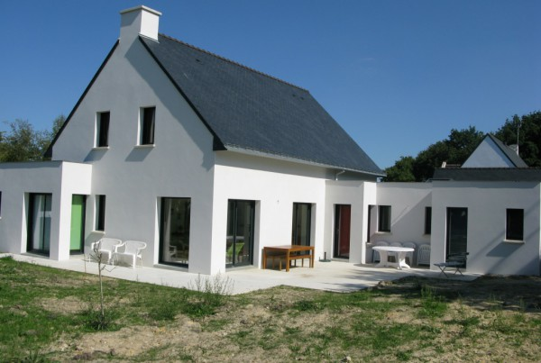 Maison d architectes finest ajouter ma slection maison avec piscine et jardin with maison d - Best architectes ...