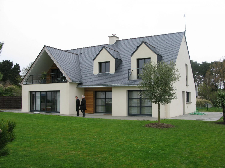 Construction d'une résidence principale à Mesquer en Loire Atlantique
