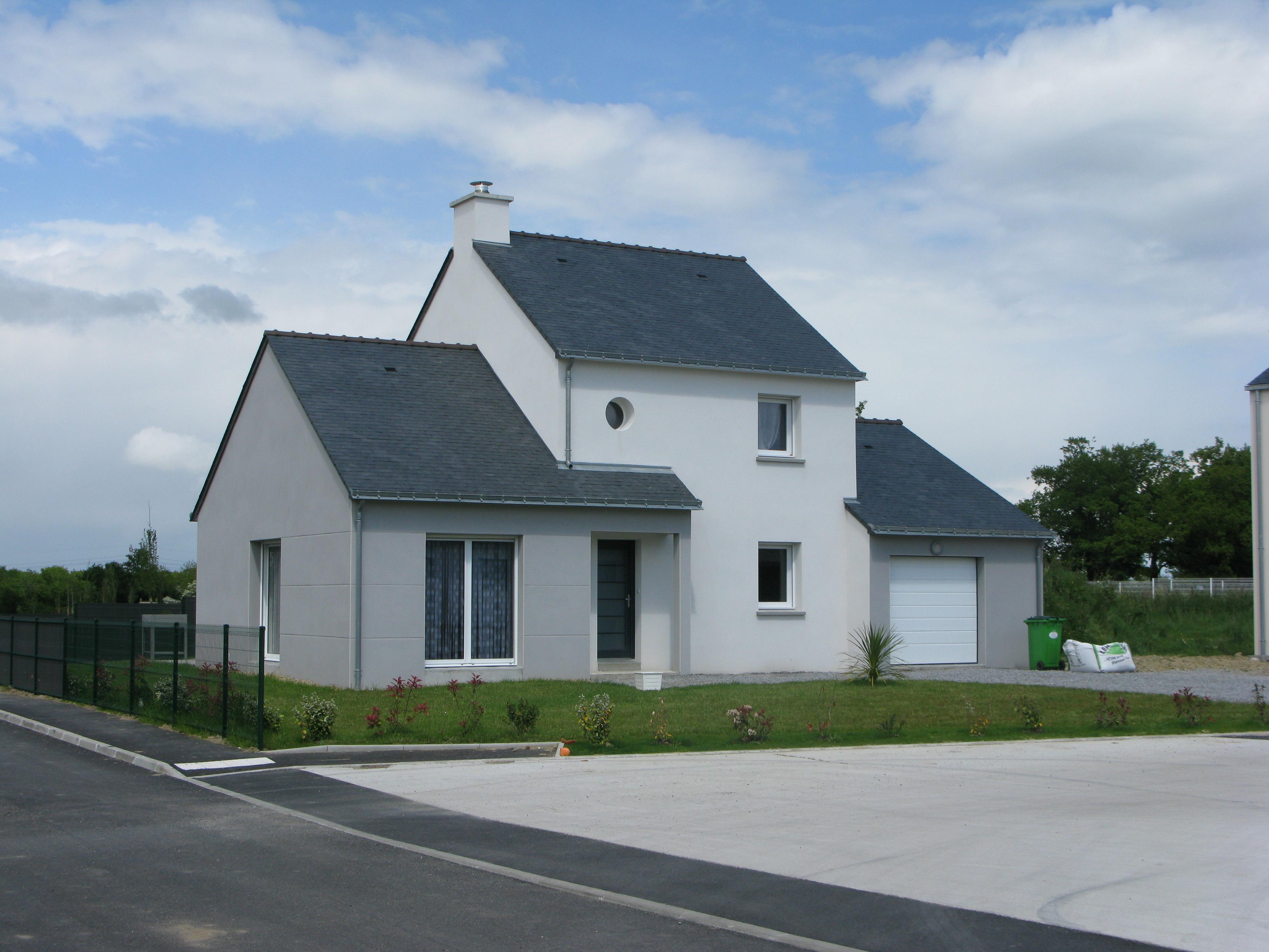 constructeur maison bretagne maison moderne
