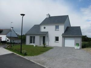 Construction de maison dans le cadre du Lotissement de l'Ormois à Montoir de Bretagne près de Saint Nazaire