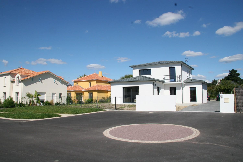Maison d architecte la baule entreprise josse for Acheter une maison a la baule
