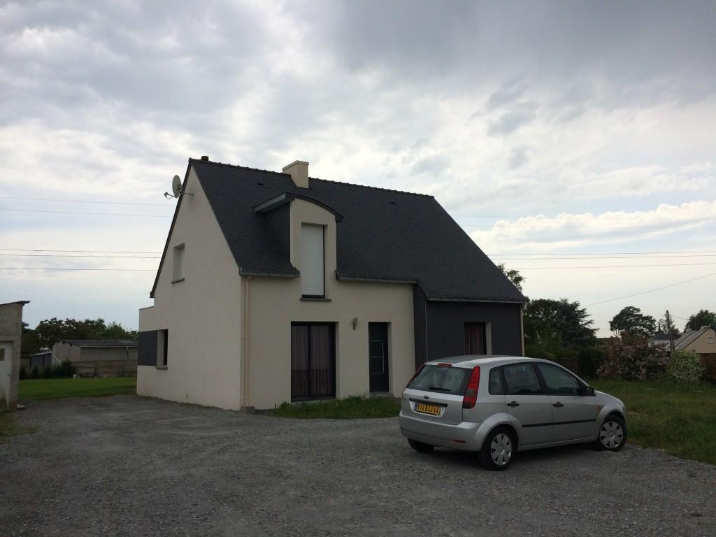 Construction d'une habitation principale sur la commune de Pontchâteau
