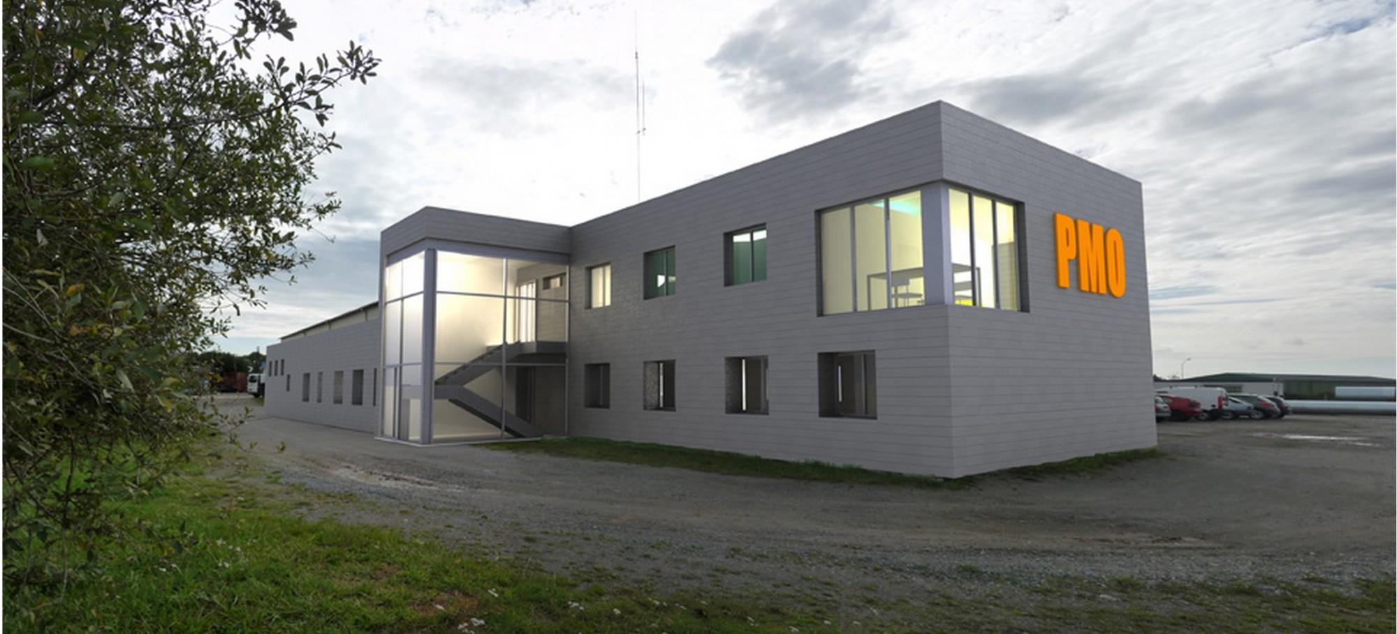 Bâtiment industriel à Montoir de Bretagne PMO