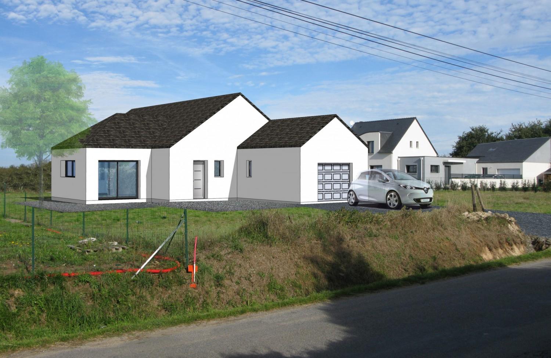 Maison individuelle à la Turballe à proximité de Guérande et de La Baule